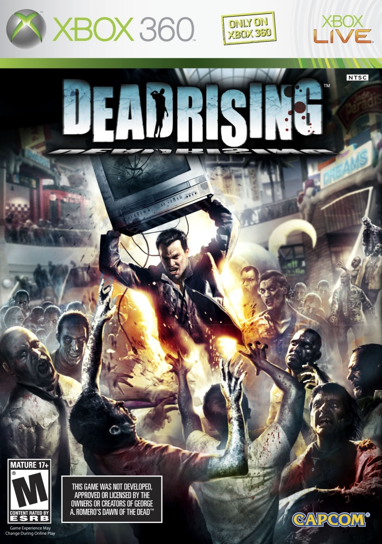 Cooking Games For Xbox 360 : Dead rising xbox game review everyview