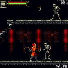 castlevania bb gameplay 2