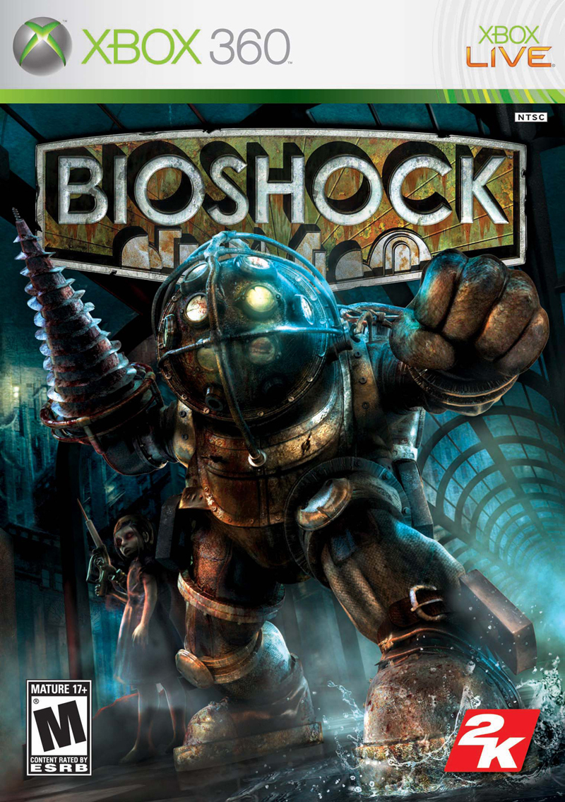 Cooking Games For Xbox 360 : Video game review bioshock xbox everyview