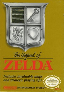 NES Legend of Zelda