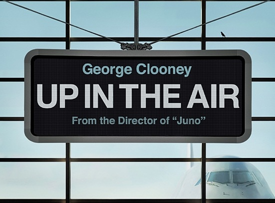 movie review up in the air 2009 Up in the air review by neha v - a lot of fun to watch with not even one boring minute george clooney looks stunning as usual though we shudve followed alex more in the cinafilm has over three million movie reviews and counting.
