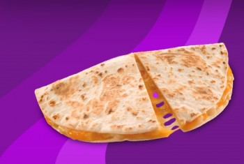 taco bell's mini quesadilla