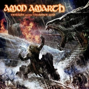 twilight of the thunder god album art