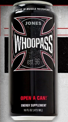 Whoopass Energy Drink